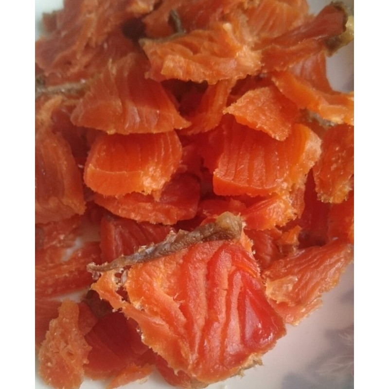 Dehydrated Salmon